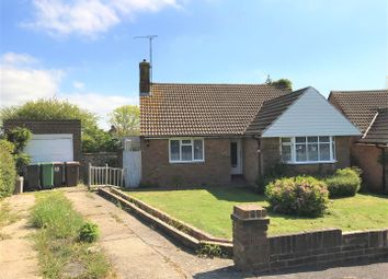 Thumbnail 3 bedroom detached bungalow for sale in Meadowlands Avenue, Lower Willingdon, Eastbourne