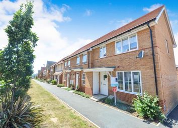 Thumbnail 2 bedroom end terrace house for sale in East Cowes, Isle Of Wight, .