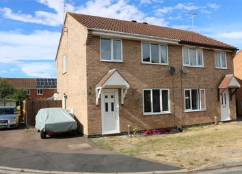 Thumbnail 3 bed semi-detached house for sale in Stretham Way, Bourne