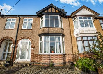 Thumbnail 3 bedroom terraced house for sale in Walsgrave Road, Walsgrave, Coventry