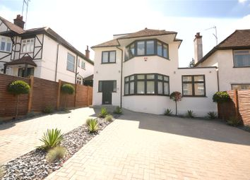 Thumbnail 5 bed detached house for sale in Wickliffe Avenue, Finchley, London