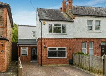 Thumbnail 4 bed semi-detached house for sale in Reginald Road, Northwood, Middlesex