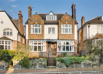 Thumbnail 6 bed detached house for sale in Rodway Road, London