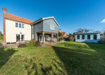 Thumbnail 4 bed detached house for sale in Mellis Road, Wortham, Diss