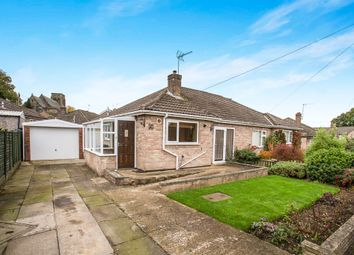 Thumbnail 2 bed semi-detached bungalow for sale in Hill Top Drive, Harrogate
