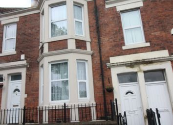 Thumbnail 3 bed flat to rent in Condercum Road, Benwell, Newcastle Upon Tyne