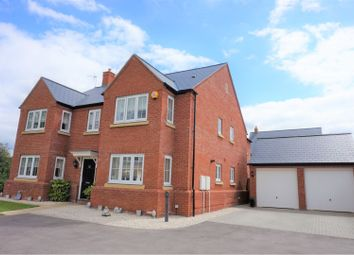 Thumbnail 5 bed detached house for sale in Border Lane, Buckingham