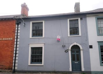 Thumbnail 1 bed terraced house for sale in St. Michaels Lane, Bridport