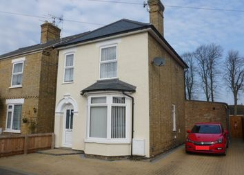 Thumbnail 3 bedroom detached house for sale in Hereward Street, March