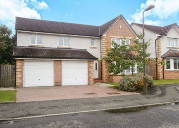 Thumbnail 5 bed detached house for sale in Birrell Gardens, Murieston, Livingston