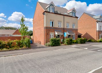 Thumbnail 3 bed town house for sale in Locksbridge Road, Picket Piece, Andover