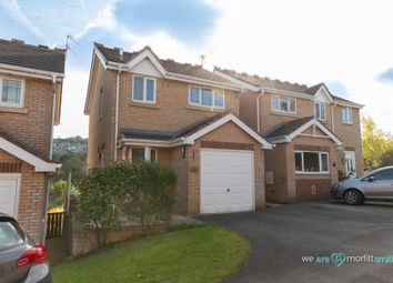 Thumbnail 3 bed detached house for sale in Stannington Rise, Sheffield