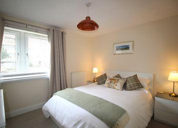 Thumbnail 2 bed flat to rent in Powderhall Brae, Powderhall, Edinburgh