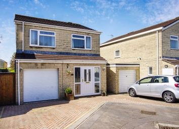 Thumbnail 3 bed detached house for sale in Grampian Close, Oldland Common, Bristol