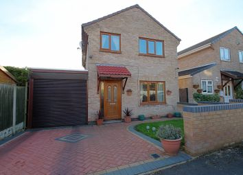 Thumbnail 3 bed detached house for sale in Gleneagles Road, Dinnington, Sheffield