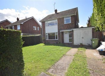 Thumbnail 3 bed detached house for sale in Appletree Close, Southwell, Nottinghamshire