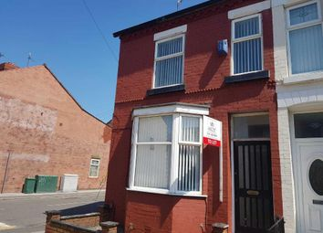 Thumbnail 3 bed end terrace house for sale in Cambridge Road, Bootle, Liverpool