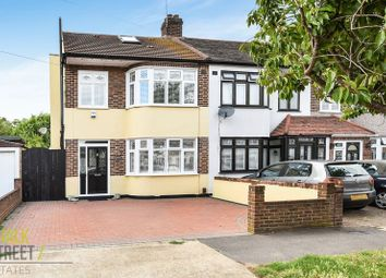 Thumbnail 3 bed end terrace house for sale in Cross Road, Mawneys