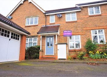 Thumbnail 2 bedroom terraced house for sale in Hopwood Close, Watford