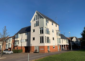 Thumbnail 2 bed flat for sale in Montfort Drive, Chelmsford