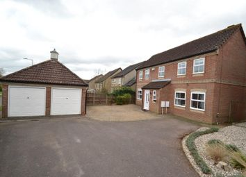 Thumbnail 4 bed detached house for sale in Knights Close, Buntingford
