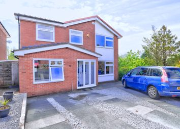 Thumbnail 5 bedroom detached house for sale in Ramwells Brow, Bromley Cross, Bolton