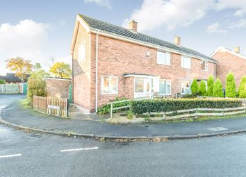 Thumbnail 2 bed semi-detached house for sale in George Road, Water Orton, Birmingham