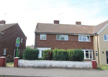 Thumbnail 3 bed semi-detached house for sale in Landseer Avenue, Northfleet, Gravesend