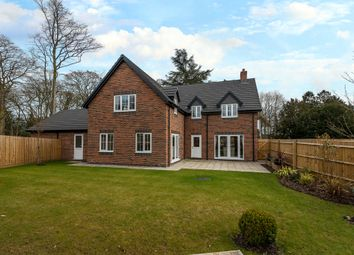 Thumbnail 5 bedroom detached house for sale in Creswell Manor, Eccleshall Road, Stafford