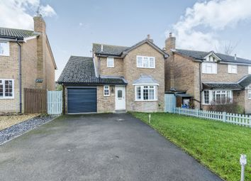 Thumbnail 4 bed detached house for sale in Frampton Way, Kings Worthy, Winchester