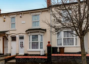 Thumbnail 3 bed terraced house for sale in Wanderers Avenue, Blakenhall, Wolverhampton