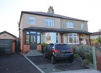 Thumbnail 3 bed semi-detached house for sale in Knowlys Grove, Heysham, Morecambe