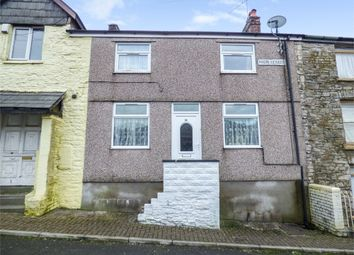 Thumbnail 3 bed terraced house for sale in High Street, Gilfach Goch, Porth, Mid Glamorgan