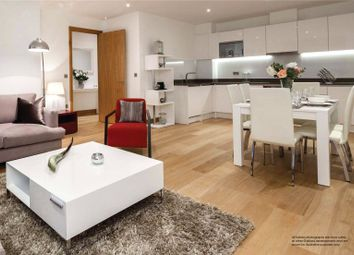 Thumbnail 1 bed flat for sale in Marine Wharf East, Plough Way