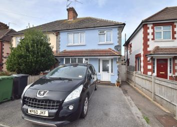 Kingston Road, Eastbourne BN22. 3 bed semi-detached house