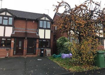 Thumbnail 2 bed semi-detached house to rent in Fox Foot Drive, Brierley Hill