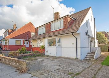 Thumbnail 3 bed semi-detached house for sale in Graham Crescent, Portslade, Brighton