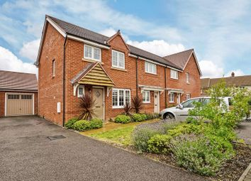 Thumbnail 3 bed end terrace house for sale in Radland Close, St. Neots