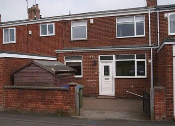 Thumbnail 3 bed terraced house for sale in East View, Seghill, Cramlington