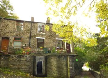 Thumbnail 2 bed terraced house for sale in Greenhill, Cloughfold, Rossendale
