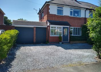 Somerby Road, Thurnby LE7. 3 bed semi-detached house for sale