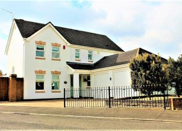 Thumbnail 4 bedroom detached house for sale in Westward Rise, Barry