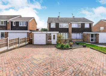 Thumbnail 3 bed semi-detached house for sale in Argyle Road, Walsall