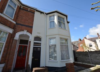 Thumbnail 4 bed terraced house to rent in Allen Road, Wolverhampton