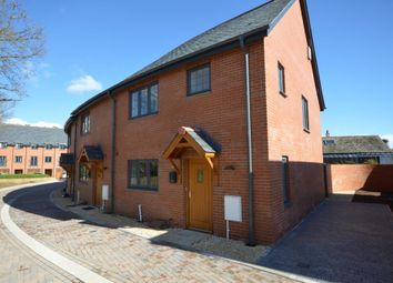 3 bed end terrace house for sale in Soby Mews, Bovey Tracey, Newton Abbot, Devon TQ13