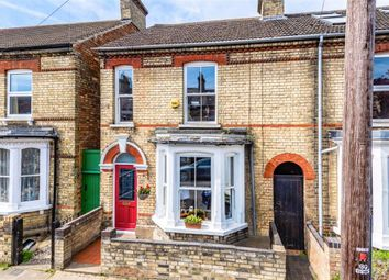 Thumbnail Semi-detached house for sale in Howbury Street, Bedford