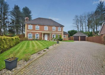 Thumbnail 5 bedroom detached house for sale in Jenner Grove, Blythe Bridge, Stoke-On-Trent