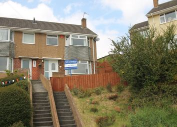 Thumbnail 3 bedroom semi-detached house for sale in Castleton Close, Plymouth