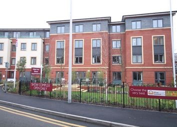 Thumbnail 1 bed flat for sale in West Street, Newbury