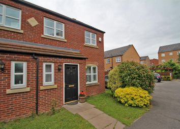 Thumbnail 3 bedroom semi-detached house for sale in Millbank Place, Bestwood Village, Nottingham